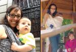 10 situaciones en las que portear a tu bebé te salva la vida