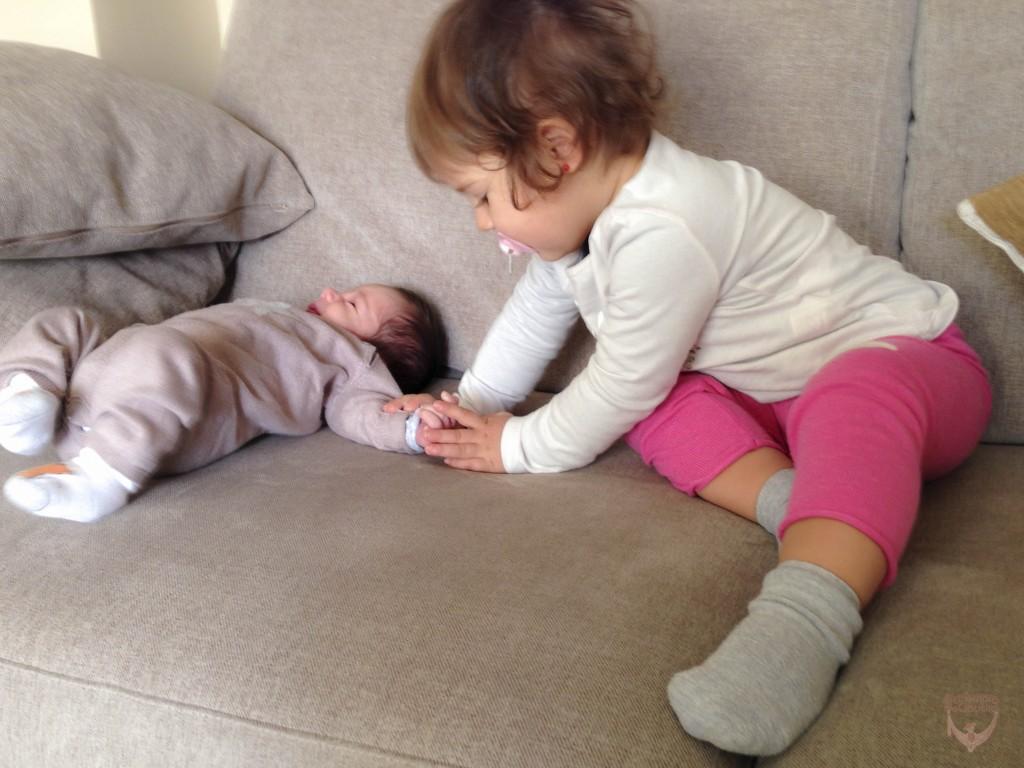 Nacimiento de un hermano 3
