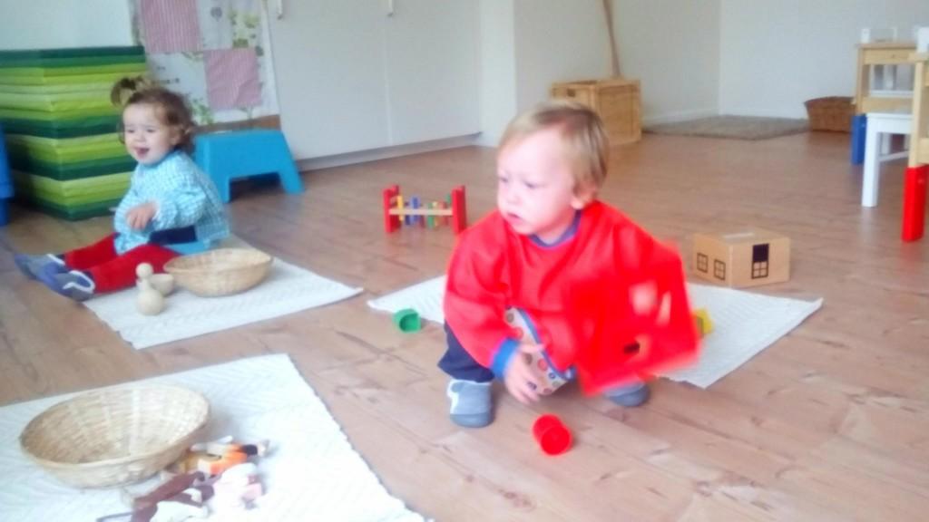 Alfombras Montessori