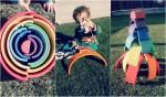 Sorteo arco iris grande de Grimms por nuestro aniversario.
