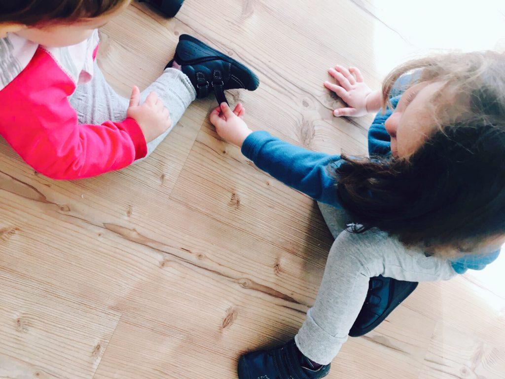 ¿Porqué mezclar edades en un aula infantil?