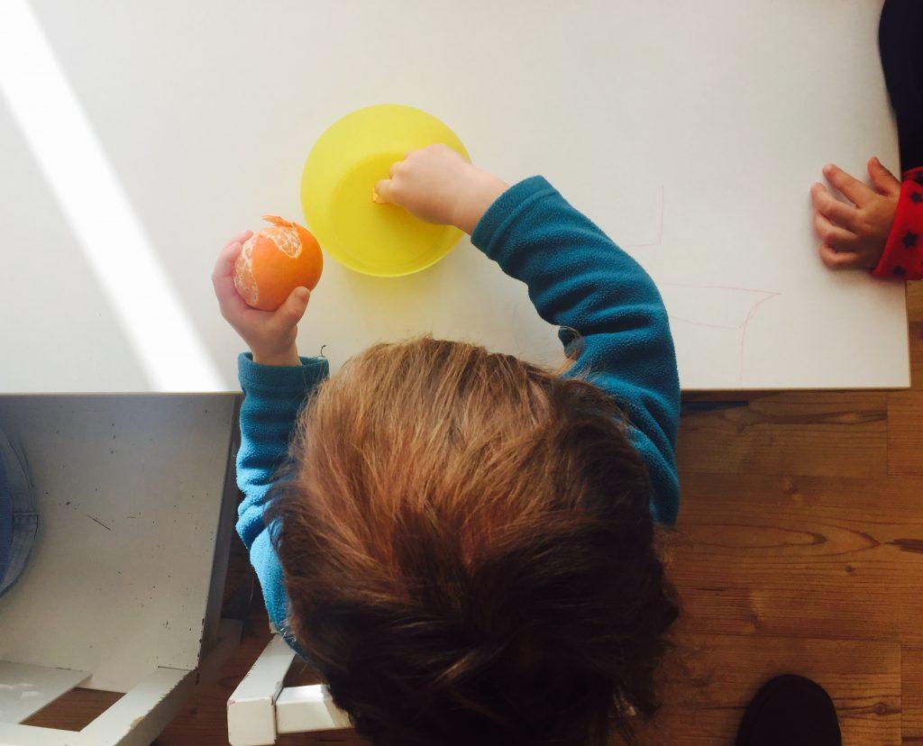 Alimentación infantil y azúcar